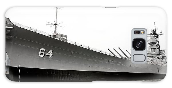 Uss Wisconsin - Port-side Galaxy Case