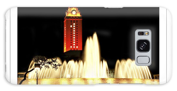 Ut Tower Poster Galaxy Case