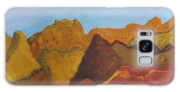Utah Mountains Galaxy Case