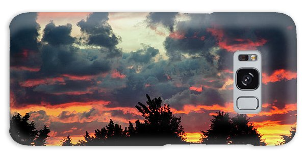 Utah Sunset Galaxy Case