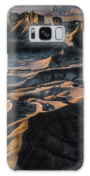 Beautiful Sunrise Galaxy Case - Utah Vista by Larry Marshall