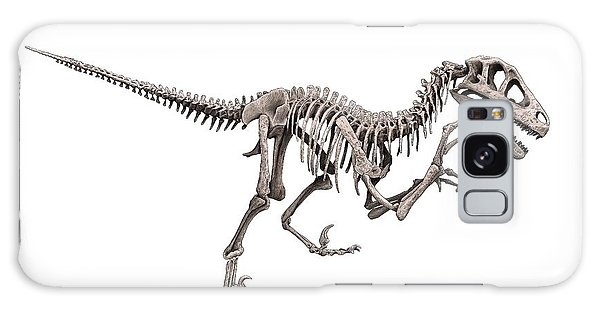 Utahraptor Galaxy Case