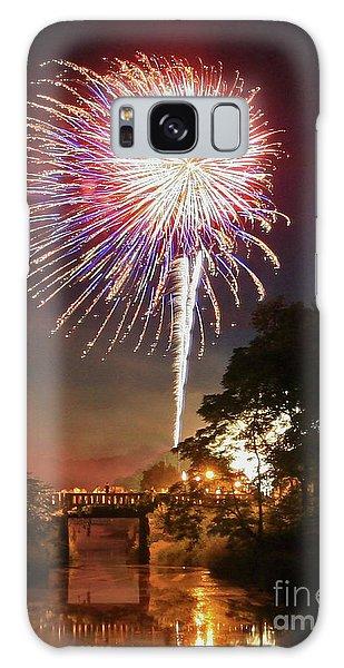 Utica Fireworks Galaxy Case