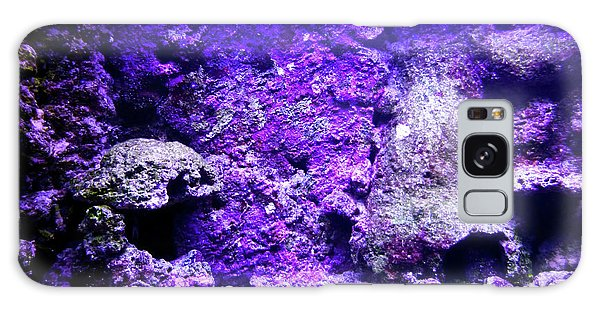 Galaxy Case featuring the photograph Uw Coral Stone 2 by Francesca Mackenney