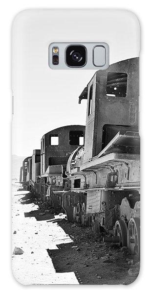 Uyuni Train Cemetery  Galaxy Case