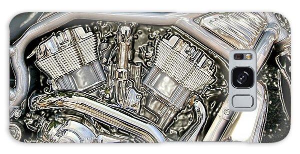V-rod Titanium Galaxy Case