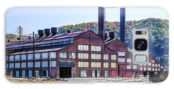 Vacant Steel Mill - Johnstown Pa Galaxy Case