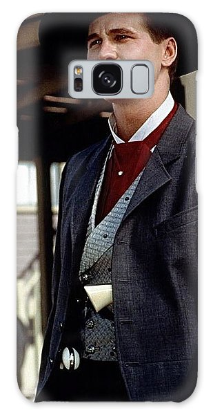 Val Kilmer As Doc Holliday Tombstone Set 1993-2015 Galaxy Case