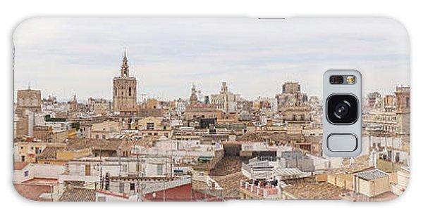 Valencia Panorama Galaxy Case