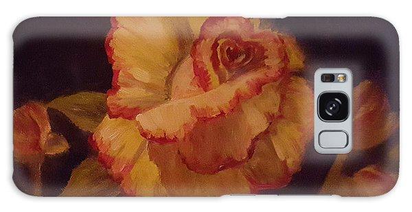 Valentine Rose 2 Galaxy Case