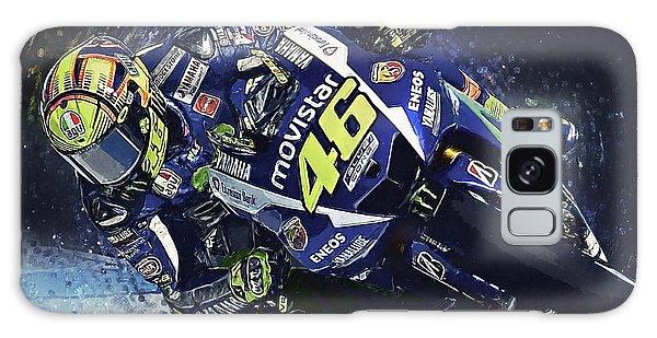 Valentino Rossi Galaxy Case