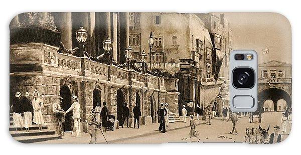 Valletta Entrance 1935 Galaxy Case