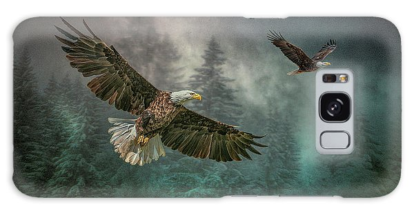 Valley Of The Eagles. Galaxy Case