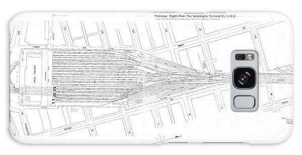 Valuation Map Washington Union Station Galaxy Case