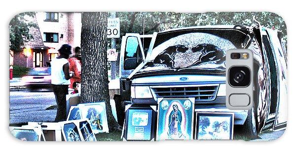 Van Art Galaxy Case