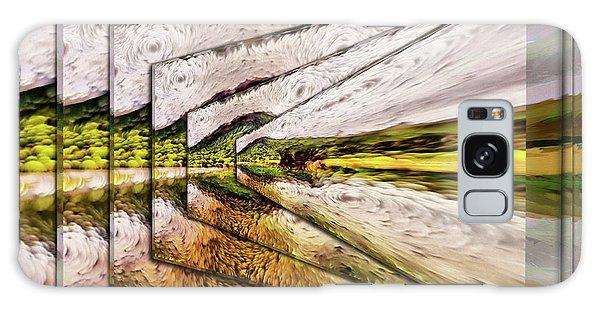 Van Gogh Perspective Galaxy Case