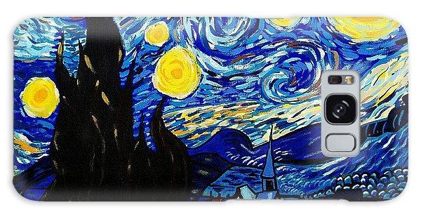 Van Gogh Starry Night  Galaxy Case