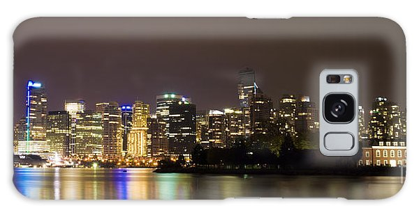 Vancouver By Night Galaxy Case