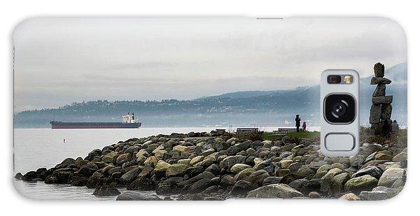 Galaxy Case - Vancouver English Bay by Steven Richman