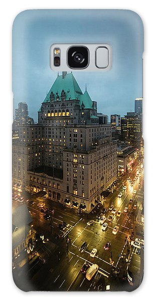 Galaxy Case - Vancouver Nocturne by Steven Richman
