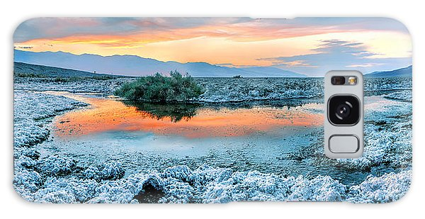 Death Valley Galaxy Case - Vanilla Sunset by Az Jackson