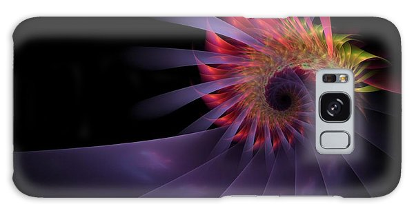 Vanquishing Silence Galaxy Case by NirvanaBlues