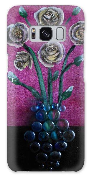 Vase Galaxy Case by Angela Stout