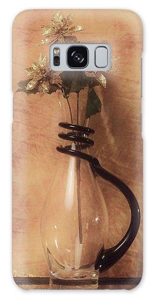 Vase Of Gold Galaxy Case