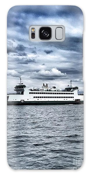Vashon Island Ferry Galaxy Case