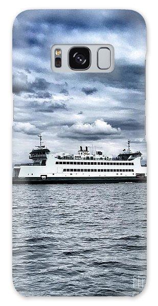 Vashon Island Ferry Galaxy Case