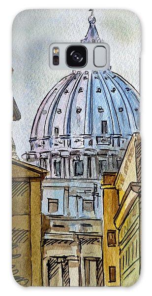 Vatican City Galaxy Case