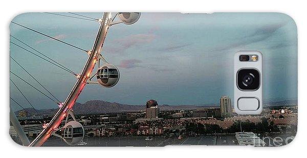 Vegas Strip Galaxy Case