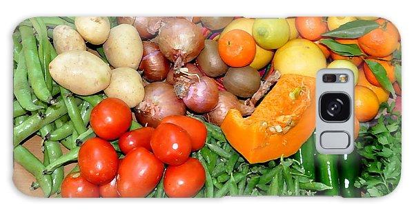 Vegetables Galaxy Case