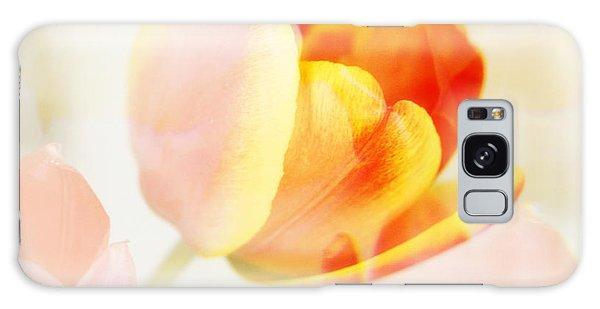 Veiled Tulip Galaxy Case