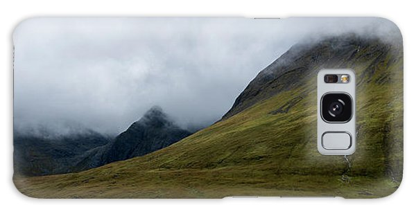 Fairy Pools Galaxy S8 Case - Velvet Hills In The Mist by Wendi Donaldson Laird