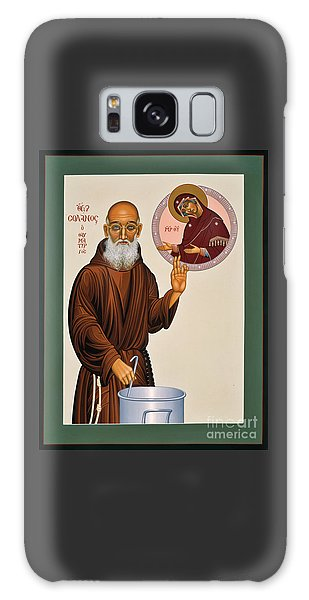 Venerable Fr. Solanus Casey The Healer 038 Galaxy Case