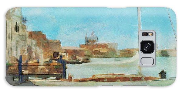 Venetian Canal Galaxy Case