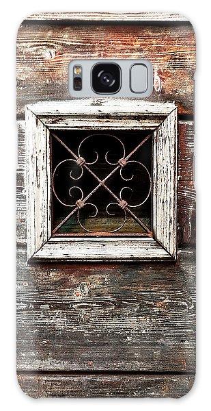 Venetian Window Galaxy Case