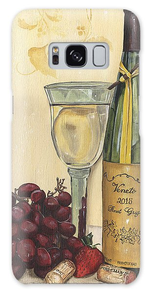 Strawberry Galaxy Case - Veneto Pinot Grigio by Debbie DeWitt