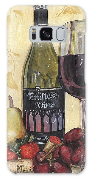 Strawberry Galaxy Case - Veneto Pinot Noir by Debbie DeWitt