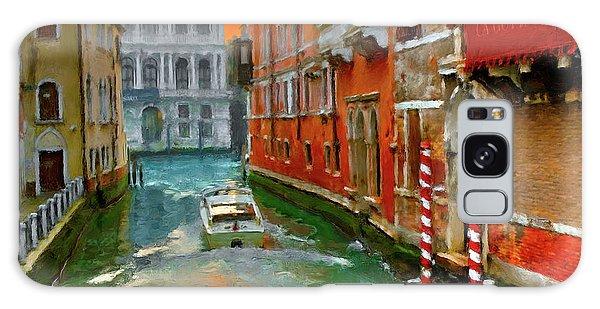 Venezia. Ca'gottardi Galaxy Case