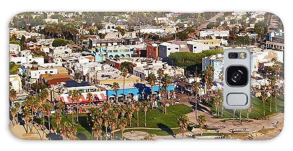 Venice Beach Aerial Galaxy Case