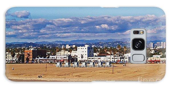 Venice Beach In Fall Galaxy Case