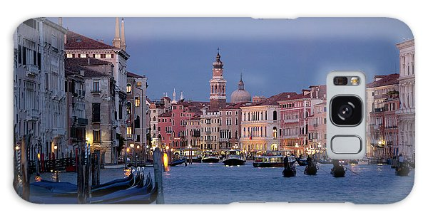 Venice Blue Hour 2 Galaxy Case