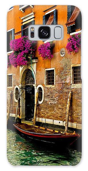 Venice Facade Galaxy Case