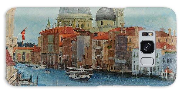 Venice Grand Canal I Galaxy Case