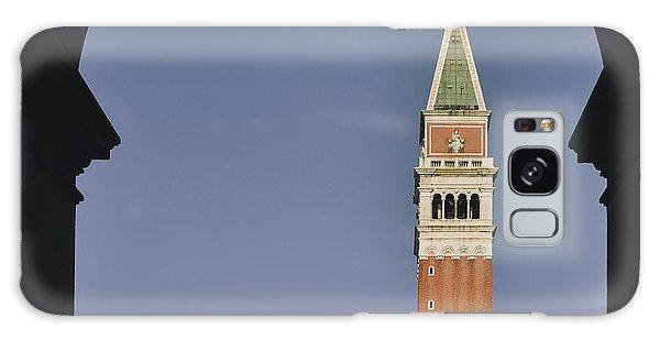 Venice In A Frame Galaxy Case