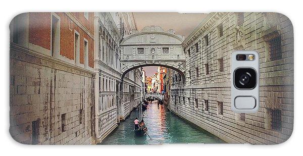 Venice Italy Bridge Of Sighs  Galaxy Case