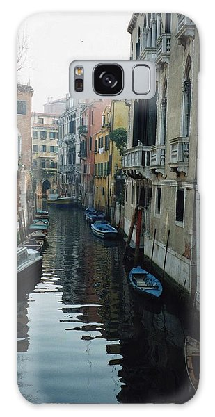 Venice Galaxy Case by Marna Edwards Flavell