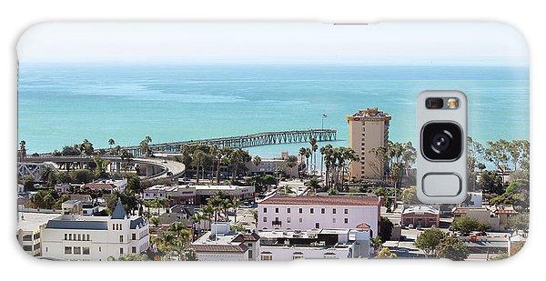 Ventura Coastal View Galaxy Case